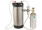 Home Winemaking Draft System with Pin Lock Keg