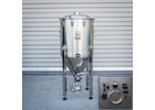 Half bbl | Chronical Brewmaster Edition Fermenter with FTSs Chilling Package