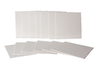 Filter Sheets - 20 cm x 20 cm (2-3 Micron)