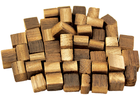 Oak Cubes - French (Medium)