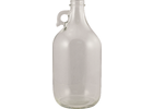 Glass Bottles - 1/2 Gallon Flint Jug with Handle