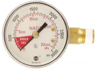 Gauge - High Pressure LHT