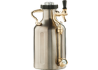 GrowlerWerks UKeg 64 Pressurized SS Growler - 64 oz