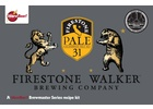 Firestone Walker's Pale 31 Ale - All Grain Beer Kit