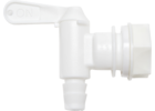 Plastic Spigot With 1/2 in barb