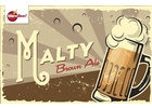 Malty Brown Ale - All Grain Beer Kit (Advanced)