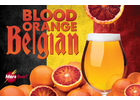 Blood Orange Belgian - Extract Beer Kit