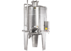 Speidel 3,300L/1600 mm Diameter FD-DFTK Sealed Red Wine Fermenter w/ Pulse-Air System and Standard Manway