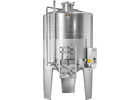 Speidel 8,500L/2000 mm Diameter FD-ITAK Sealed Red Wine Fermenter w/ Interal Must Plunger, Standard Manway and Motorized Must Ejection