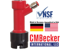 CM Becker Pin Lock Beverage Out - Flare