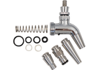 Intertap Faucet Kit - Stainless