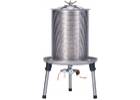 Speidel Stainless Steel Bladder Press - 90 Liters