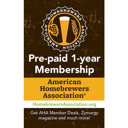 AHA New Membership or Renewal (1 year)