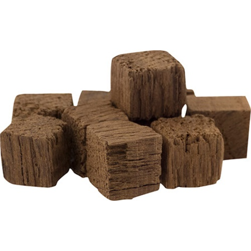 American Medium Toast Oak Cubes