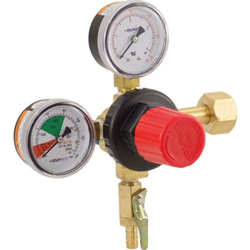 Taprite Dual Gauge CO2 Regulator