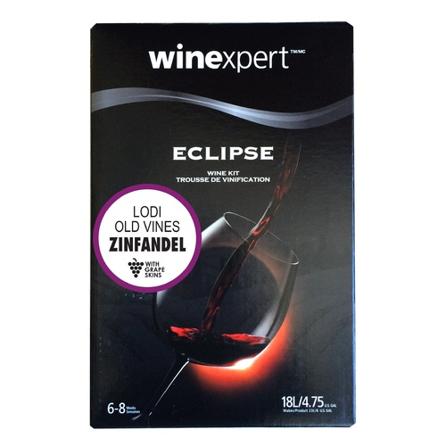 Wine Kit - Eclipse - Lodi Old Vine Zinfandel