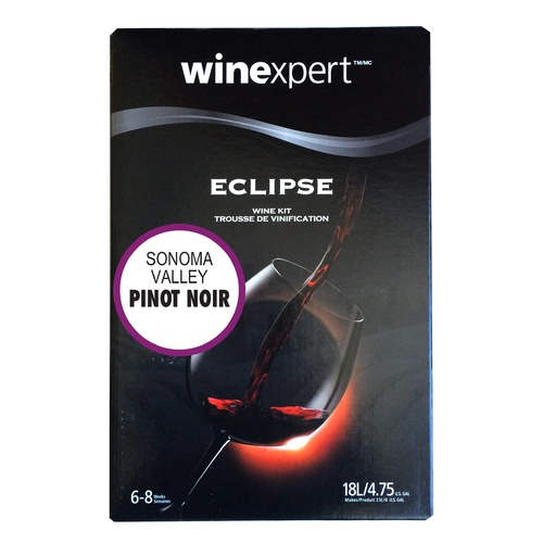 Eclipse Wine Kit - Sonoma Valley Pinot Noir