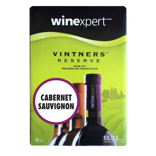 Winexpert Vintneru0027s Reserve Cabernet Sauvignon Wine Recipe Kit  sc 1 st  MoreWine : cellar craft wine kits  - Aeropaca.Org