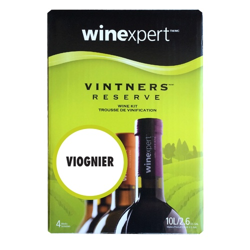 Winexpert Vintner's Reserve Viognier Wine Recipe Kit