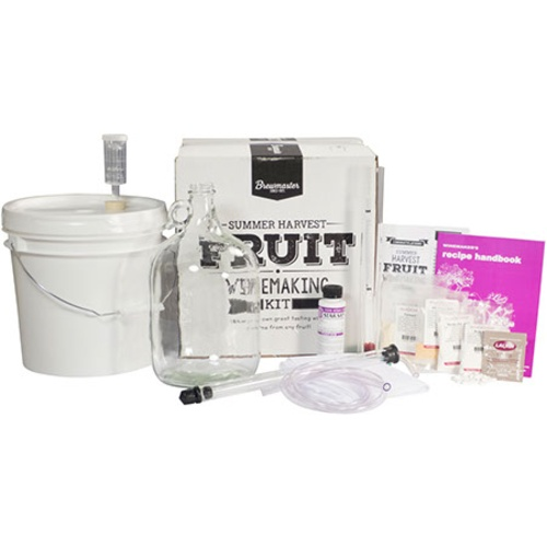 Summer Harvest Fruit Wine Making Kit