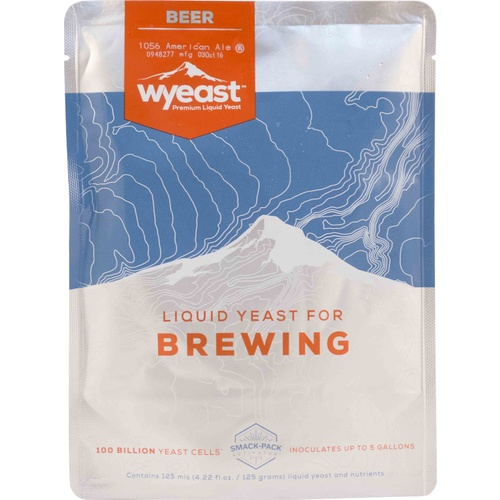 Yeast (Liquid) - Wyeast (Bohemian) - 2124