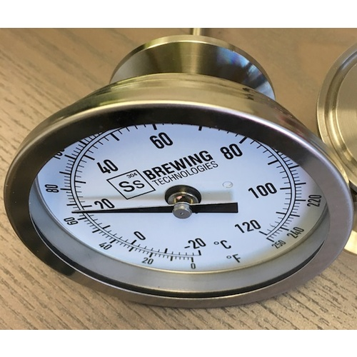 Thermometer | 1.5 in. TC for Ss Brewmaster Edition Kettles