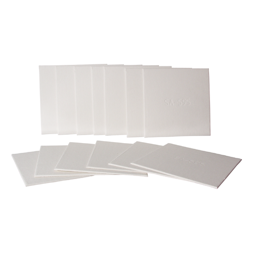 Filter Sheets - 20 cm x 20 cm (0.45 Micron)