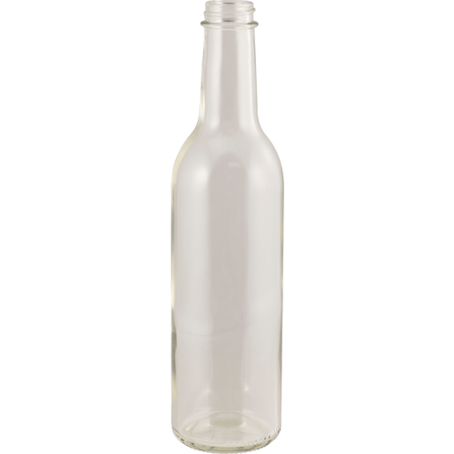 Wine Bottles - 375 mL Flint - Screw Top (Case of 12) - Pallet of 80 Cases