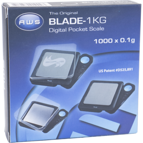 High Precision Blade Scale - 1000 g