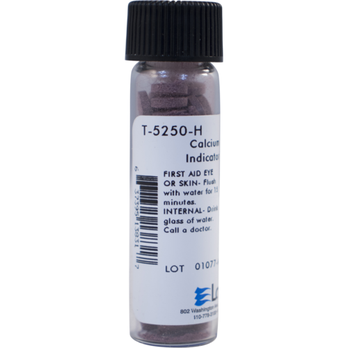 Calcium Hardness Indicator Tablets - Lamotte Water Test Reagent (T-5250-H)