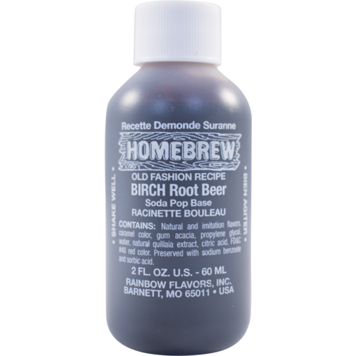Rainbow Birch Root Beer Extract - 2 fl oz