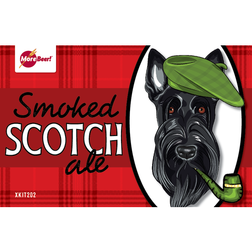 Smoked Scotch Ale - All Grain Beer Kit (Advanced)