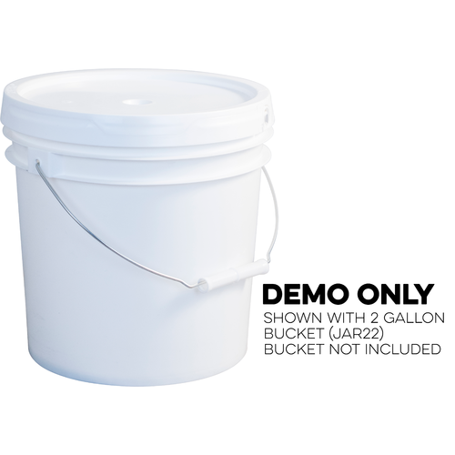 Lid for 2 Gallon Bucket