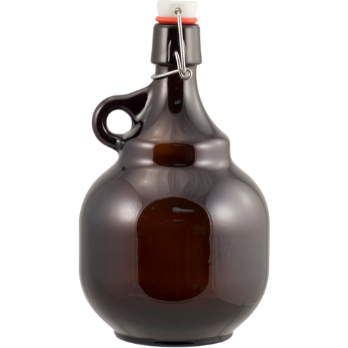 2L Flip-Top Palla Growler - Amber