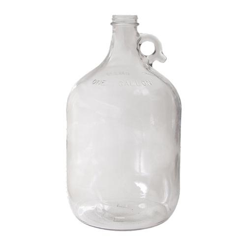 1 Gallon Glass Jar (Clear)
