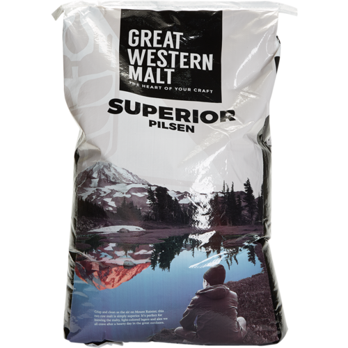 Great Western Superior Pilsen Malt
