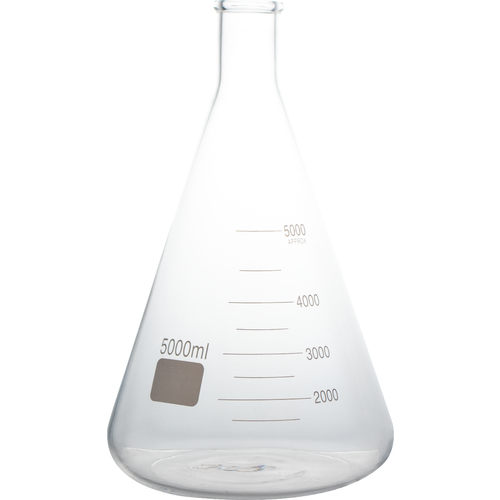 Erlenmeyer Flask (5000 mL)