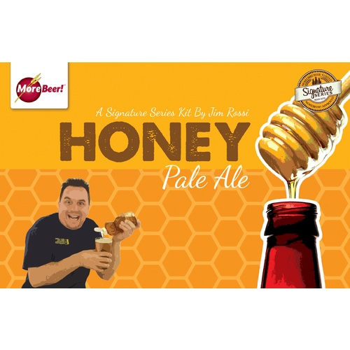 Jim Rossi's Honey Pale Ale - All Grain Beer Kit (Advanced)