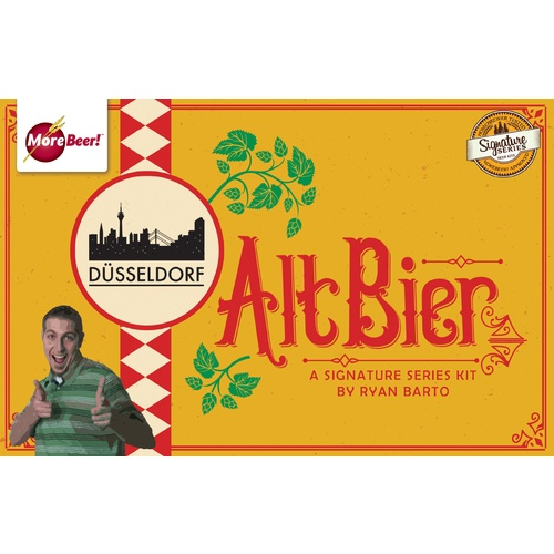 Ryan's Dusseldorf Alt Bier - Extract Beer Kit