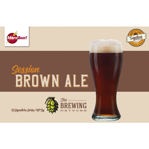 The Brewing Network's Session Brown Ale - Extract Beer Kit