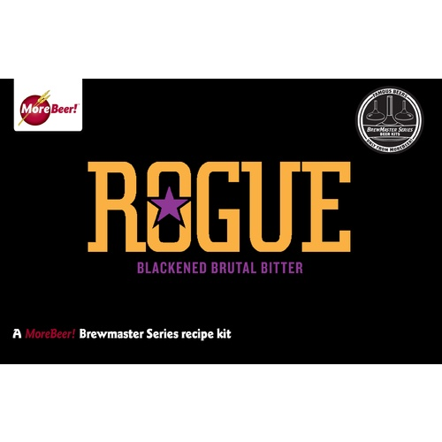 Rogue's Blackened Brutal Bitter Ale - Extract Beer Kit