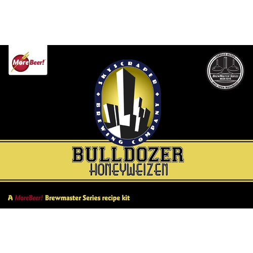 Skyscraper's Bulldozer Honeyweizen - All Grain Beer Kit (Advanced)