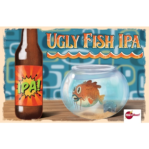 Ugly Fish IPA - Extract Beer Kit