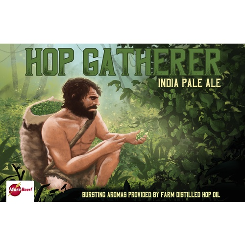 Hop Gatherer IPA (Chinook Oil) - All Grain Beer Kit
