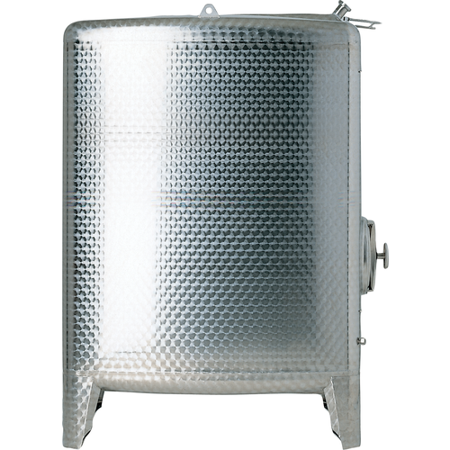 Speidel 4500L, 1500mm x 2000mm AS-MO Rectangular Dish Bottom Sealed Stacking Tank
