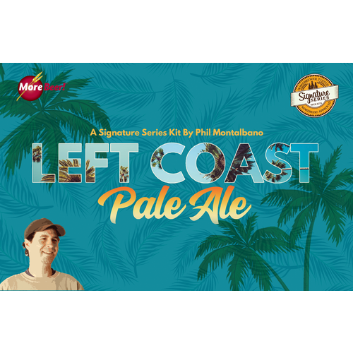 The Frenzy's Left Coast Pale Ale Kit (Extract)