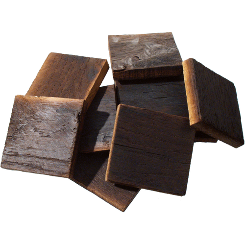 French Oak Stave Segments - Medium Plus Toast