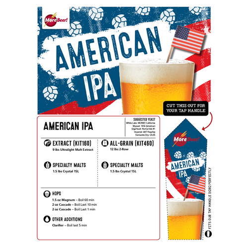 American IPA - Extract Beer Kit