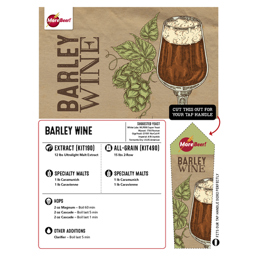 Barley Wine - Extract Beer Kit