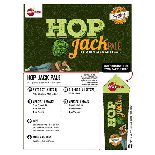 Jamil's Hop Jack - Extract Beer Kit